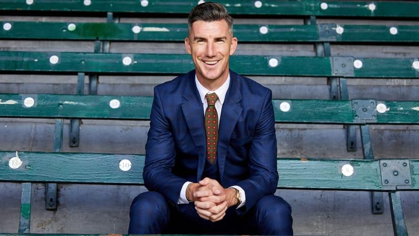 Former Portland Timbers captain Liam Ridgewell makes Rose City return as TV broadcaster