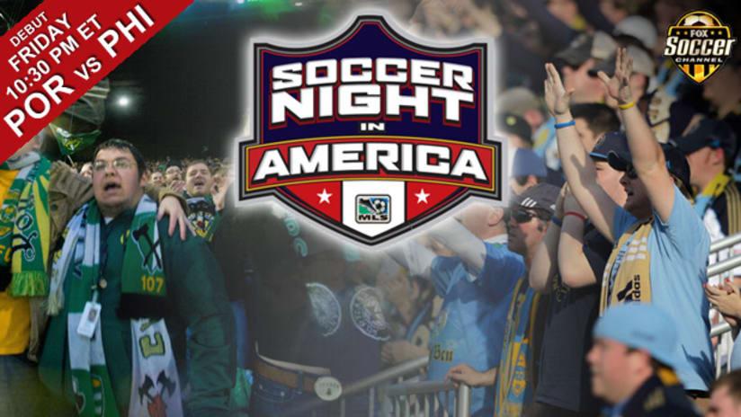 Soccer Night In America