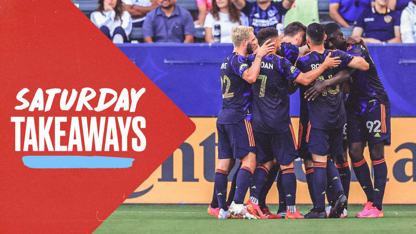 Saturday takeaways: What we learned from Week 8's action