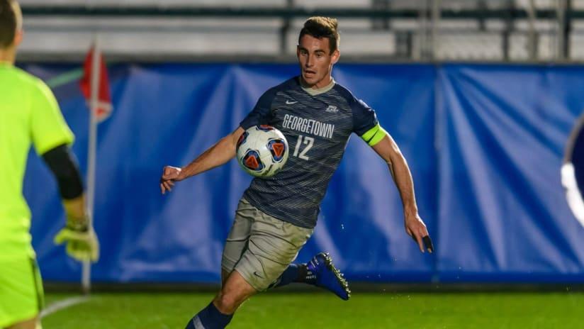 Dylan Nealis - Georgetown - MLS SuperDraft