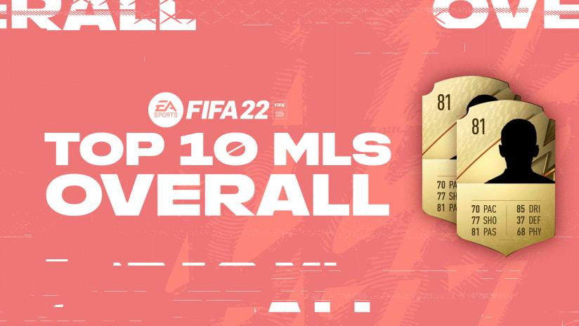 FIFA 22 ratings: LAFC's Carlos Vela, Orlando's Nani rated highest MLS players