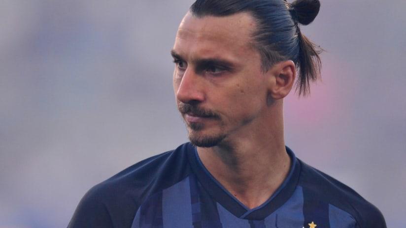 Zlatan Ibrahimovic - LA Galaxy - stare