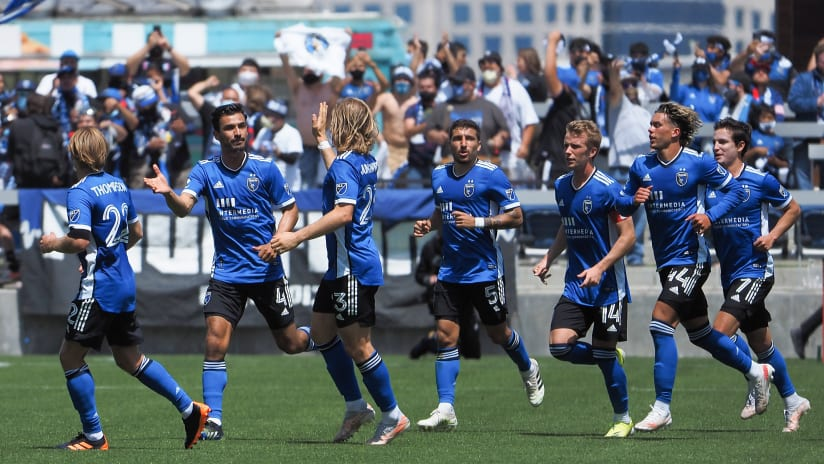 How the San Jose Earthquakes are approaching their chief soccer officer search