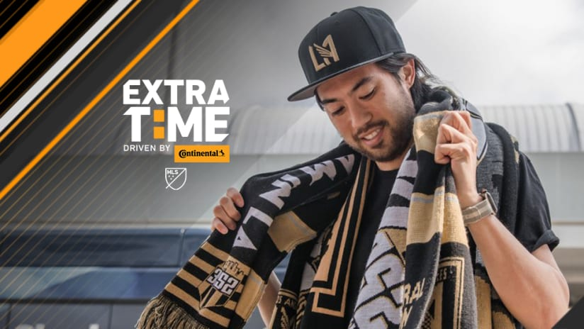 Lee Nguyen - LAFC - ExtraTime Radio