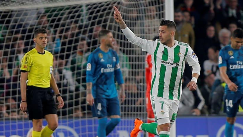 Sergio Leon - Real Betis