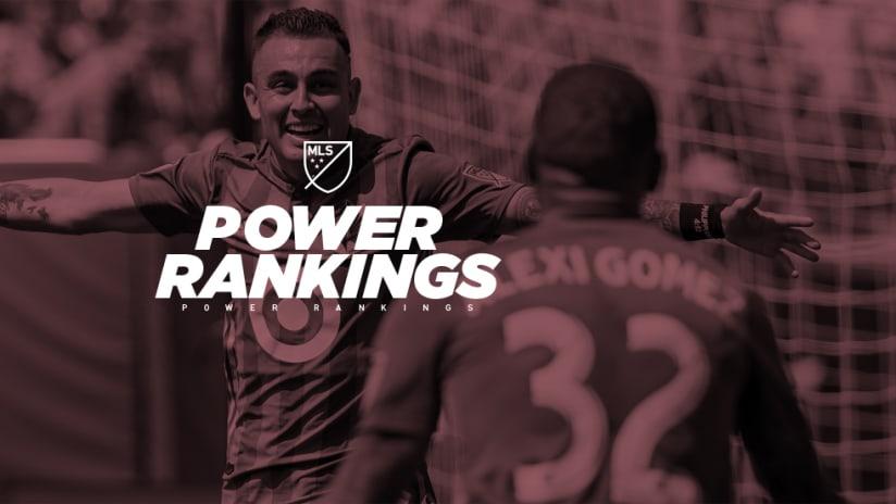 Power Rankings - Miguel Ibarra - Minnesota United
