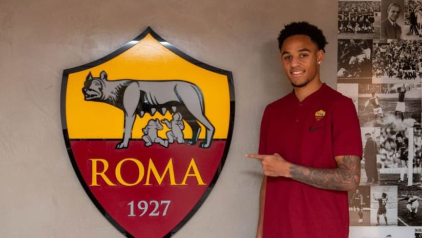 Bryan Reynolds likely set for winter loan with minutes scarce under Jose Mourinho at AS Roma