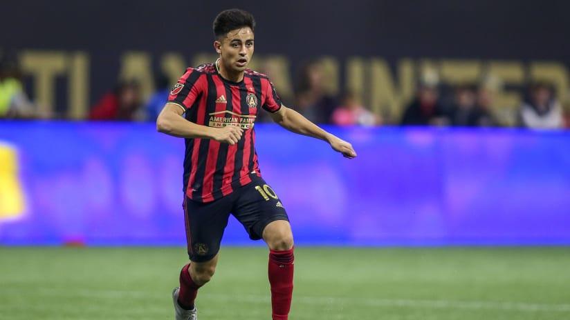 Gonzalo Pity Martinez - Atlanta United - October 30, 2019