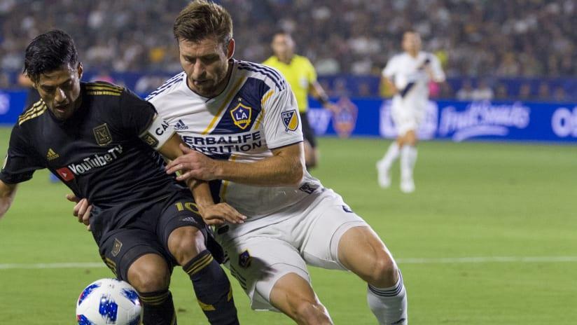 Carlos Vela - Dave Romney - LAFC - LA Galaxy