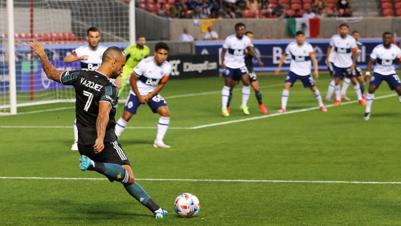 Recap: Vancouver Whitecaps FC 1, LA Galaxy 2