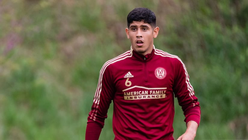 Alan Franco ready for Atlanta United debut and Ezequiel Barco reunion