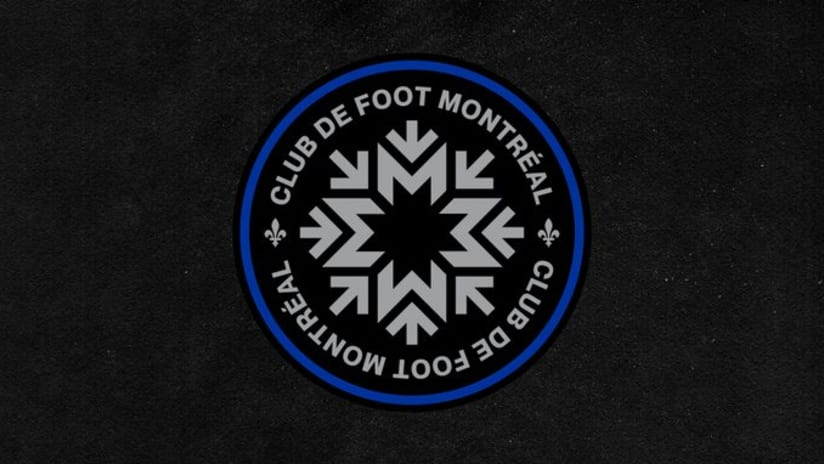 CF Montreal - New logo