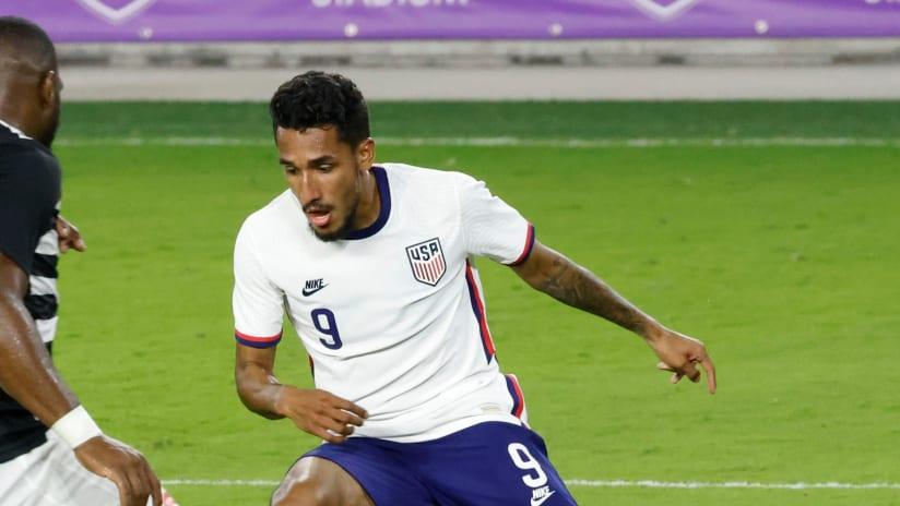 Jesus Ferreira - US men's national team - Friendly