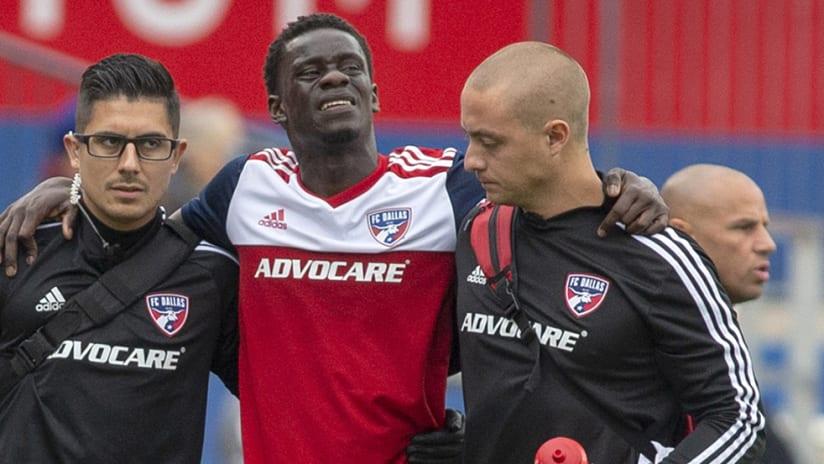 Dominique Badji - FC Dallas – injury