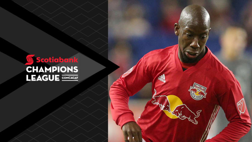 CCL overlay - Bradley Wright-Phillips - New York Red Bulls - red jersey
