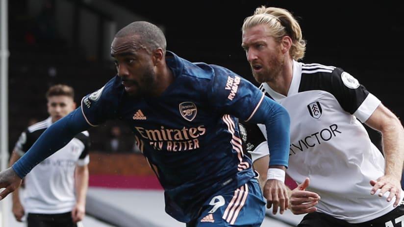 Tim Ream - Fulham - against Arsenal