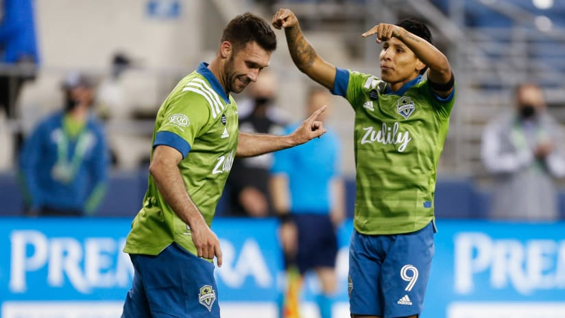 Three takeaways from Seattle Sounders' big opening win over Minnesota