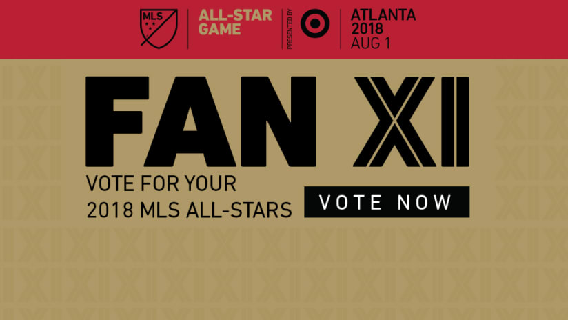 All-Star - 2018 - Fan XI voting - generic