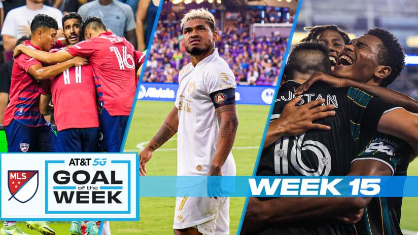 Vote for AT&T Goal of the Week - MLS Week 16