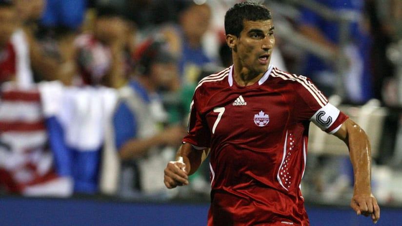 Paul Stalteri - Canada - 2009 Gold Cup