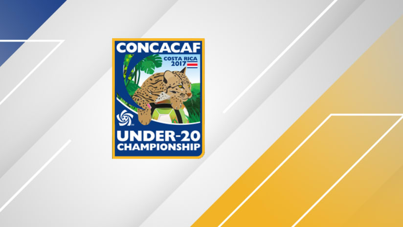 2017 CONCACAF Under-20 Championship logo