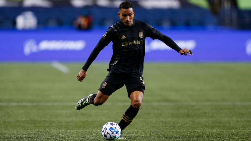 LAFC's Eddie Segura to miss 2021 MLS season after ACL surgery