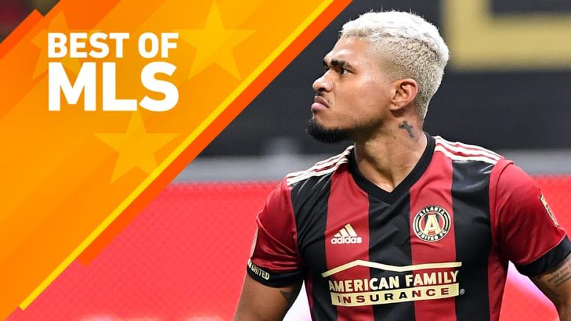 Best of 2017: Josef Martinez - Atlanta United