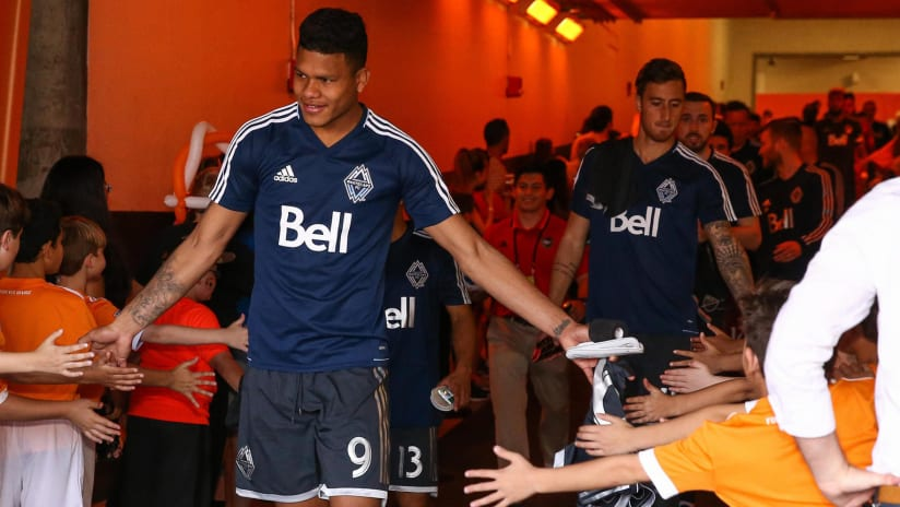 Anthony Blondell — Vancouver Whitecaps —March 10, 2018