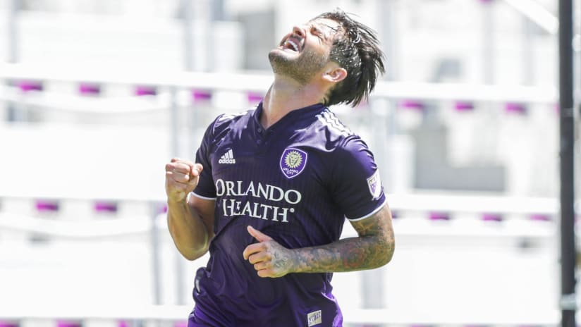 Orlando newcomers Pato and Van der Water score in win over Minnesota