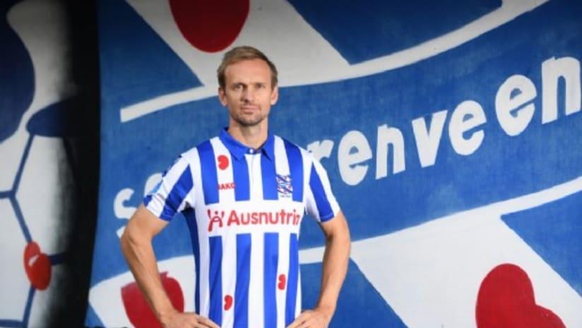 Siem de Jong signs with Heerenveen