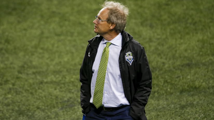 Brian Schmetzer on why Seattle Sounders have been so good in 2021