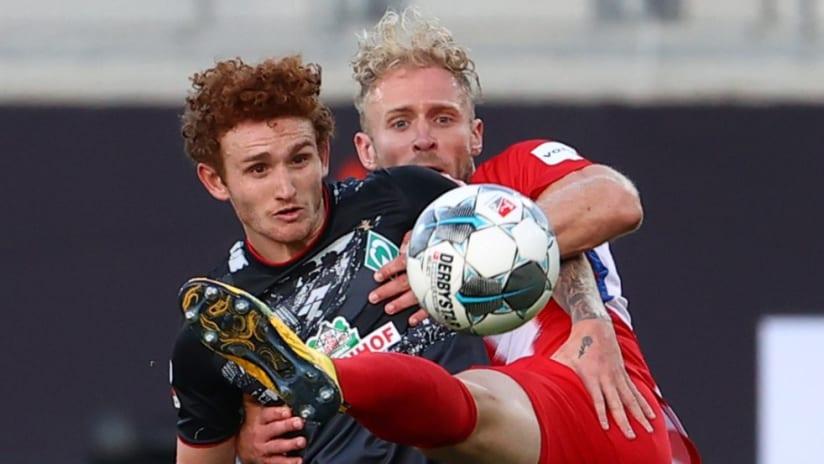Josh Sargent - Werder Bremen - vs Heidenheim