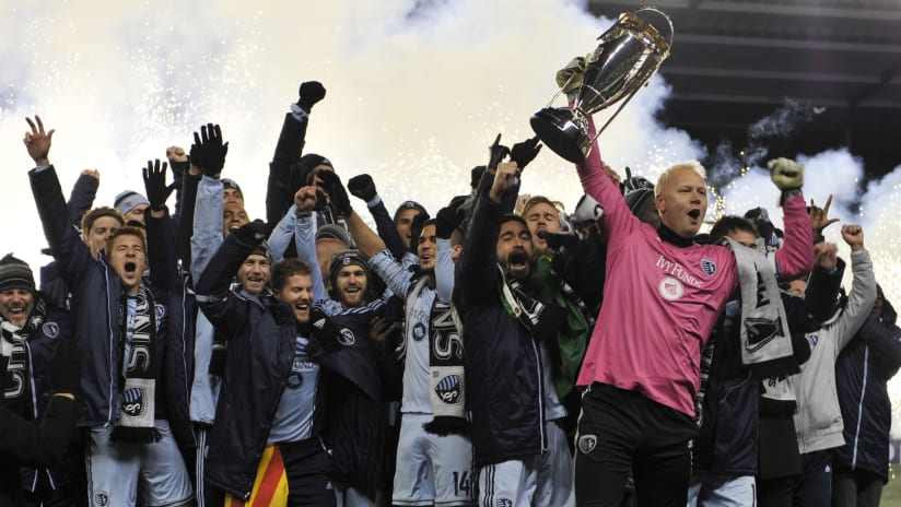 Sporting KC - MLS Cup 2013