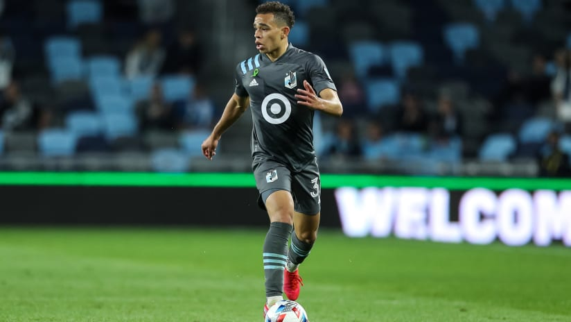 Hassani Dotson signs long-term extension with Minnesota United FC