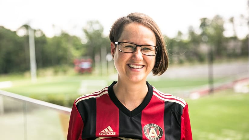 DC United name Lucy Rushton as general manager in historic hire