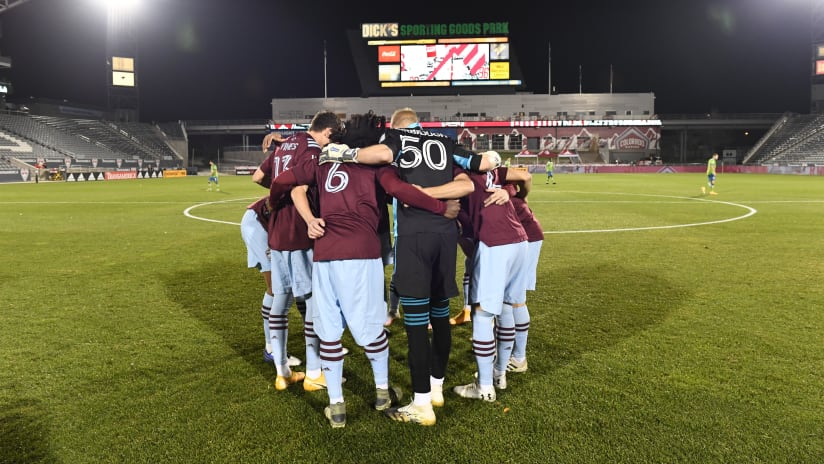 Colorado Rapids Players Support 'Help Colorado Now' COVID Relief Fund