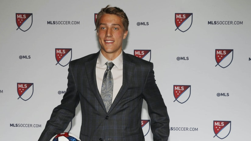 Toronto FC place 2019 first round SuperDraft pick Griffin Dorsey on waivers