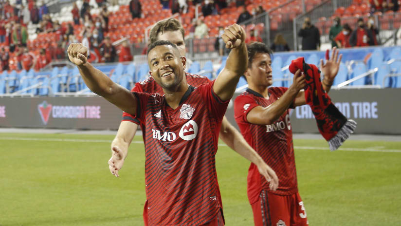 Justin Morrow named to MLS Team of the Week