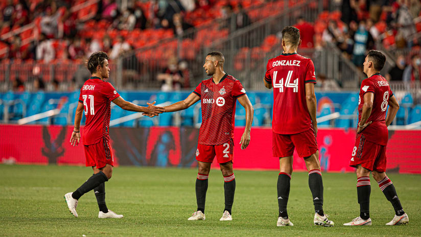Home field advantage restored: TFC take on Red Bulls Wednesday night from BMO Field
