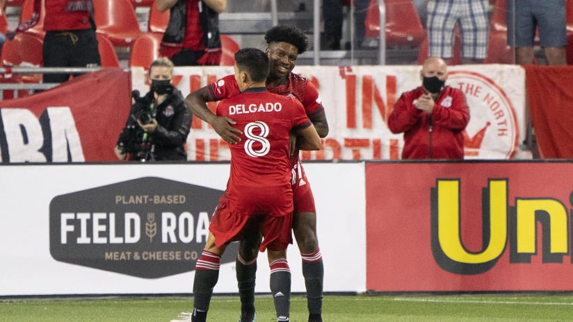 TFC claim points in third straight match, turning attention to road test in Chicago