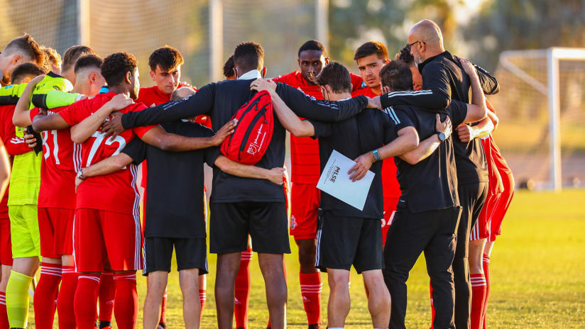 Toronto FC II return to Canada to play first match at home on July 30