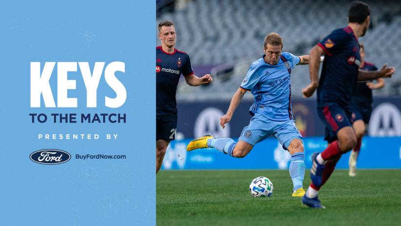 Keys to the Match   Windy City Wednesday