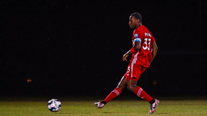 Toronto FC II loan Nyal Higgins to Atlético Ottawa