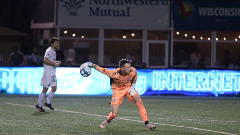TFC II's Andreas Vaikla earns spot in Week 20 USL League One Team of the Week