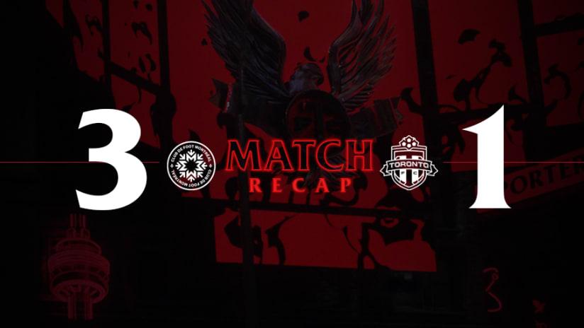 CF Montréal 3, Toronto FC 1   2021 MLS Match Recap