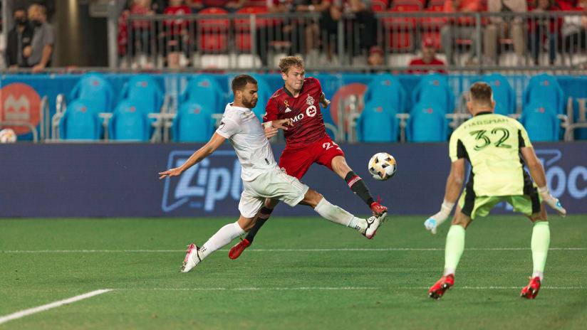 """Reds left feeling hard done-by after """"frustrating"""" night at BMO Field"""