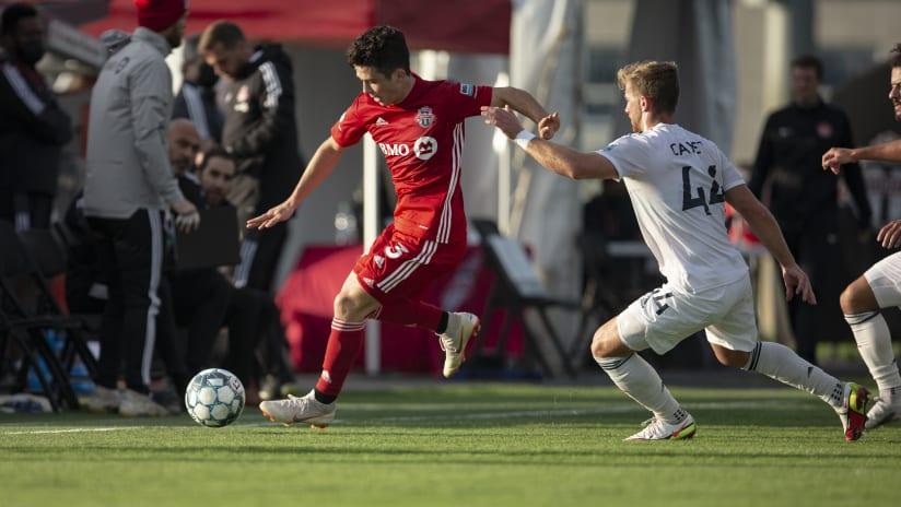 TFC II finding form as playoff push heats up