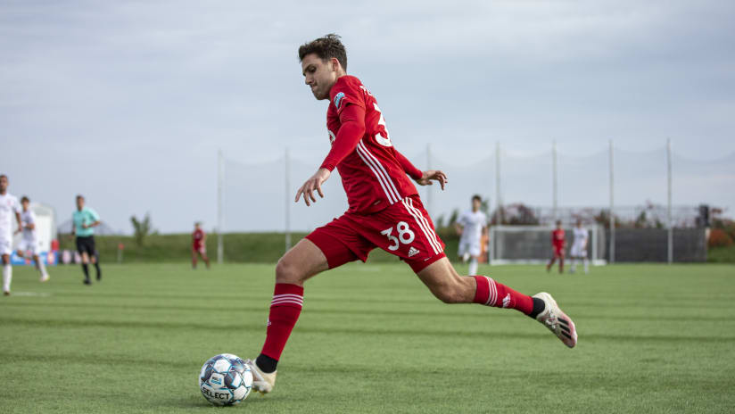 TFC II welcomes back fans as playoff fight continues
