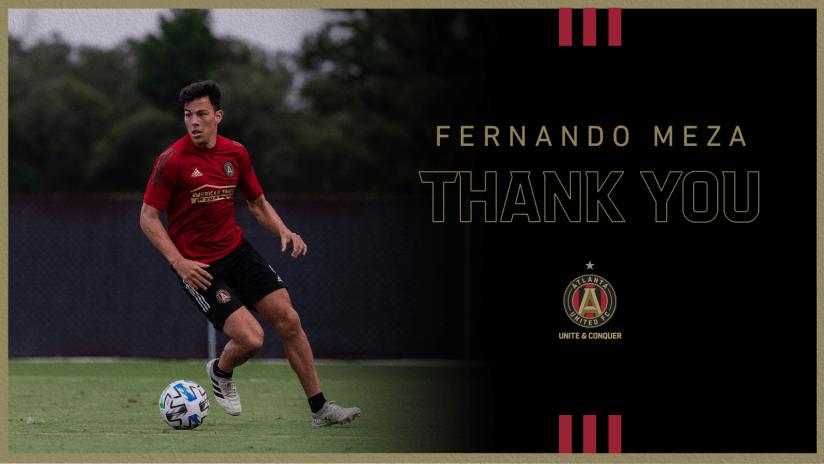 Thank You Fernando Meza