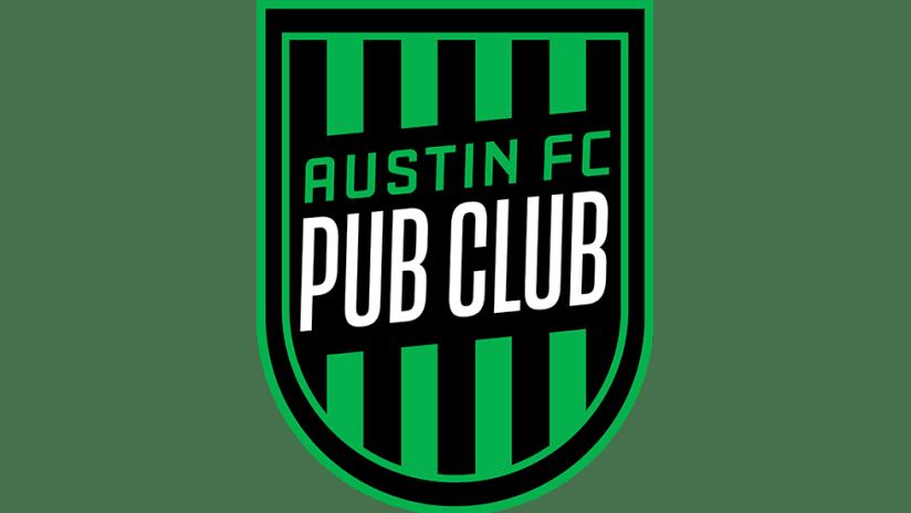 Austin FC Pub Club